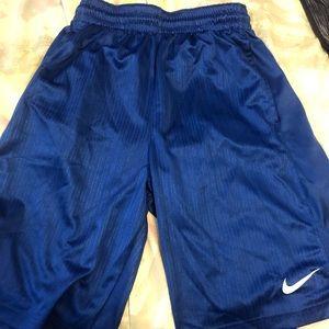 Nike Men's Blue Athletic/ Workout Shorts